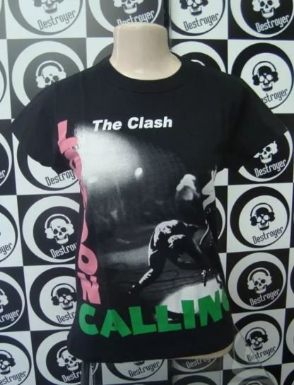 Baby look The Clash - London Calling