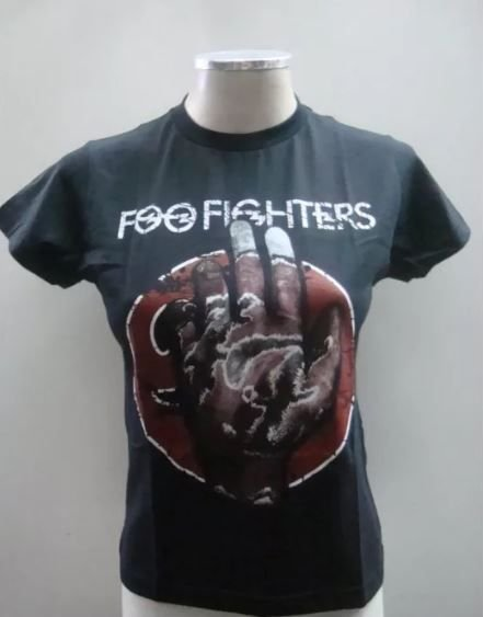 Baby look  - Foo Fighters
