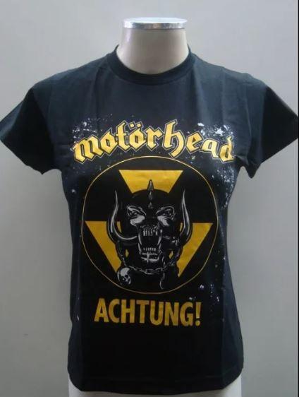 Baby look Motorhead - Achtung !