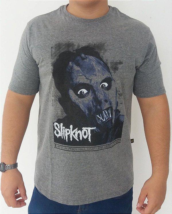Camiseta Slipknot - Rest in peace Paul Gray