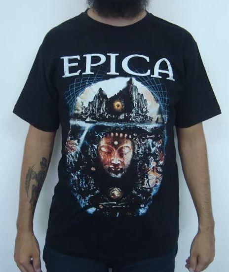 Camiseta Epica - The Brazillian Enigma Tour