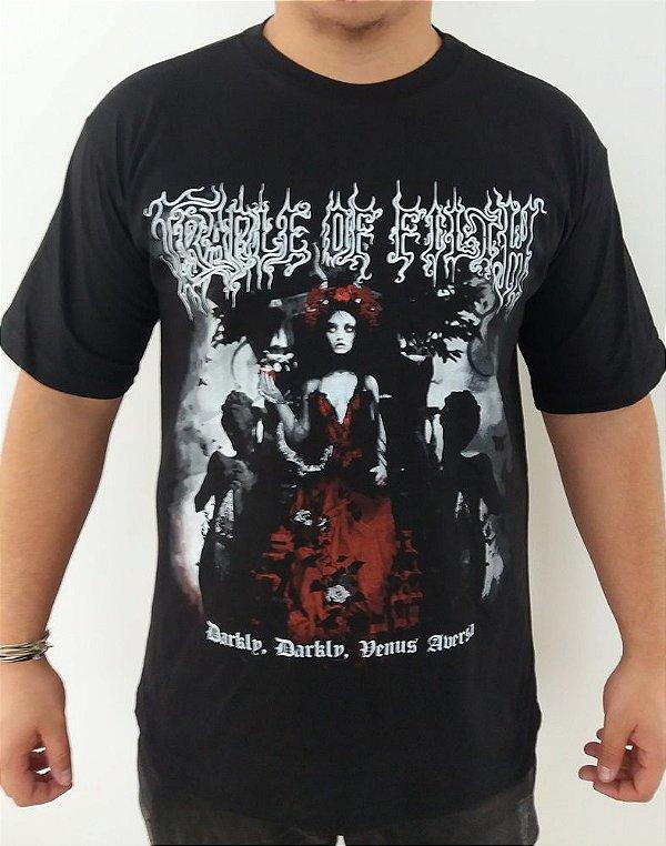 Camiseta Cradle of Filth - Darkly Darkly Venus Aversa
