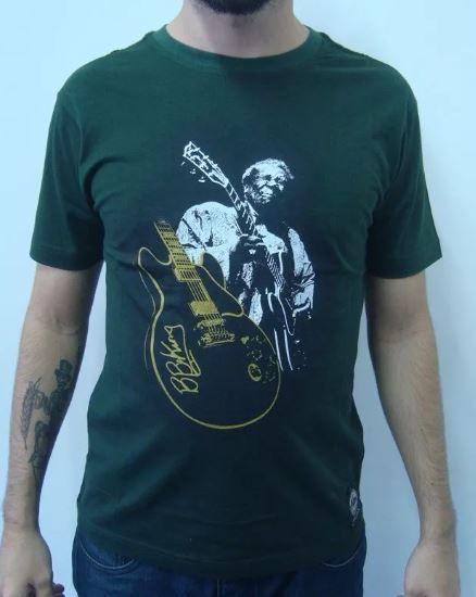 Camiseta BB King