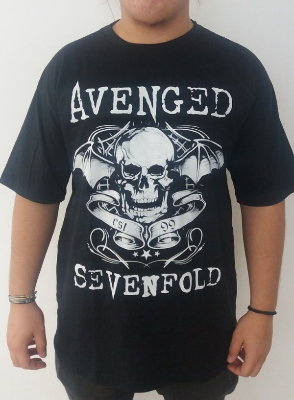 Camiseta Avenged Sevenfold - Est 99