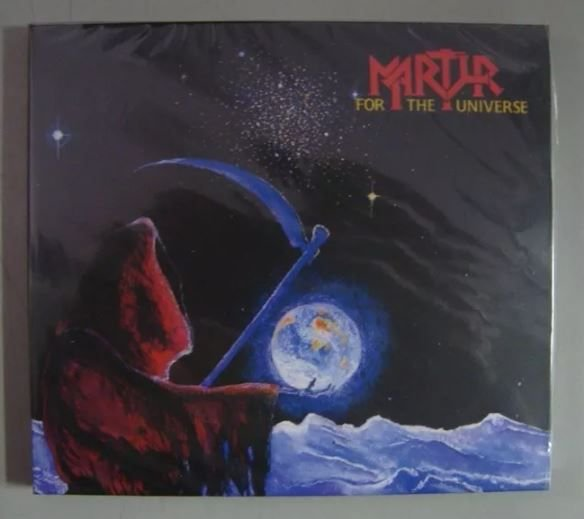 CD Martyr - For the Universe