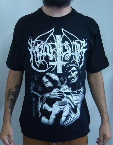 Camiseta Marduk - Plague Angel