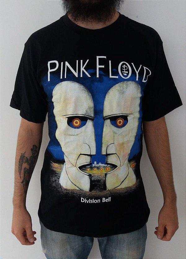 Camiseta Pink Floyd - Division Bell