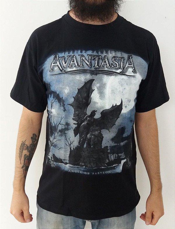 Camiseta Avantasia - Angel of Babylon