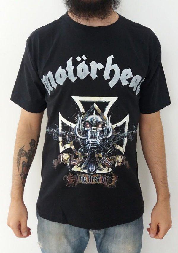 Camiseta Motorhead - The Best of