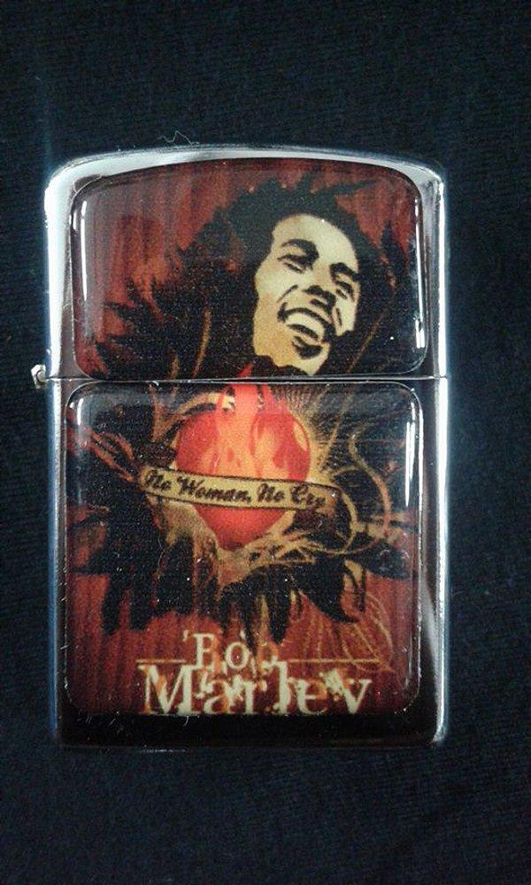 Isqueiro - Bob Marley - Coração