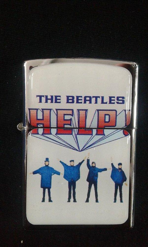 Isqueiro - The Beatles - Help !