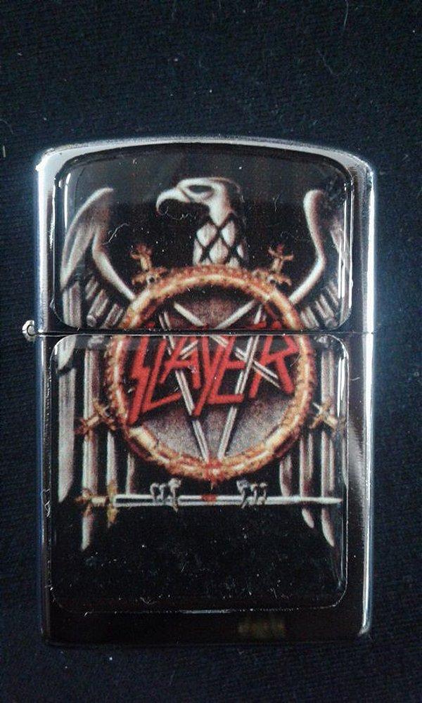 Isqueiro - Slayer