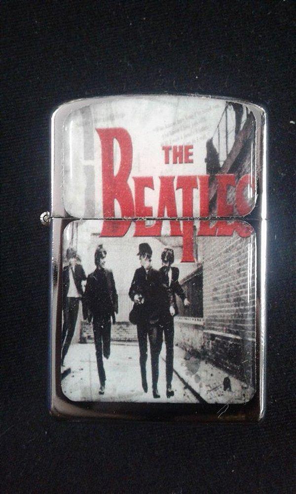 Isqueiro - The Beatles - A Hard days Night
