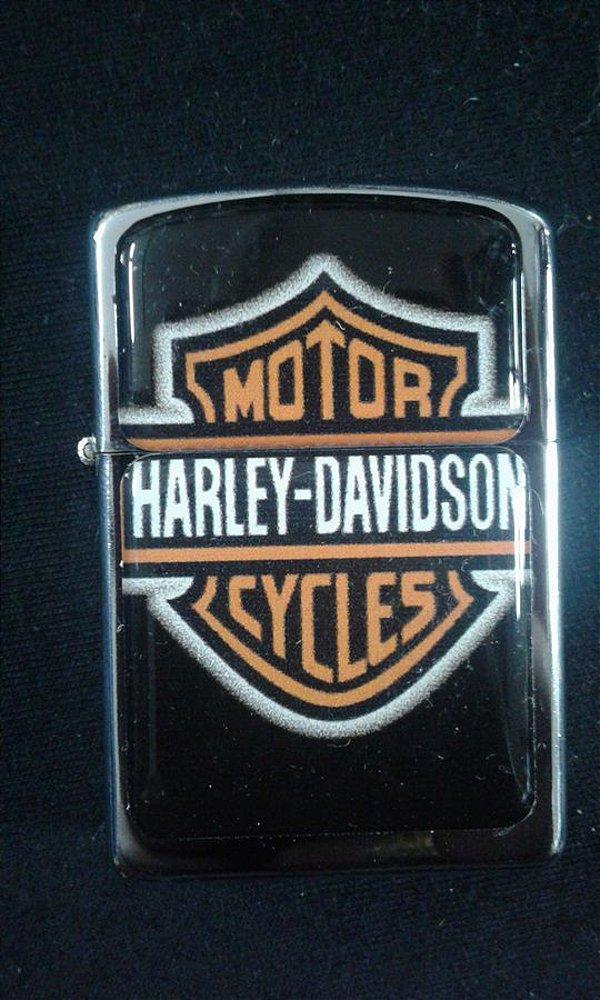 Isqueiro - Harley Davidson Motorcycles