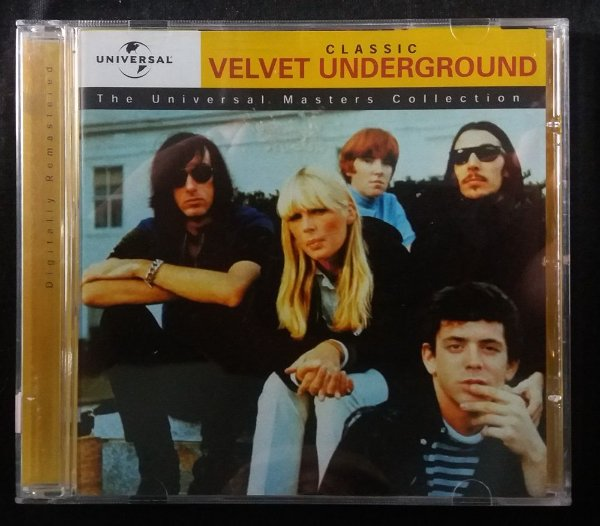 CD Velvet Underground - Classic Velvet Underground