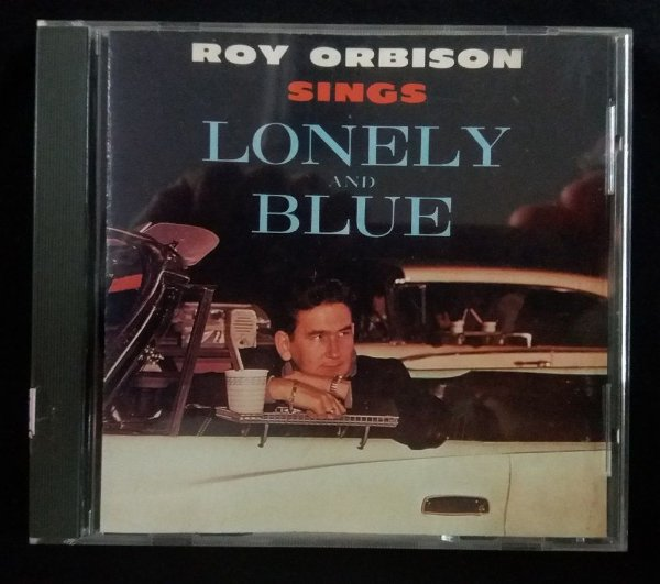 CD Roy Orbison sings - Lonely and Blue - Importado