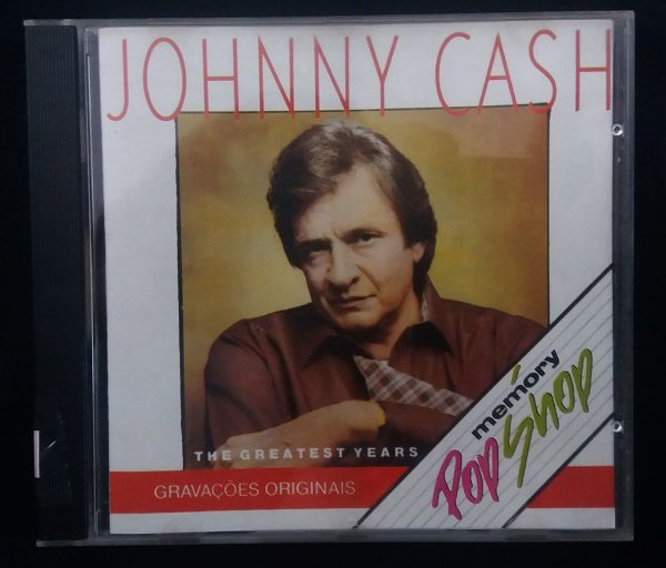 CD Johnny Cash - The Greatest Years