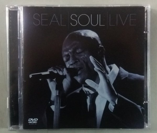 CD Seal - Soul Live + DVD Bonus