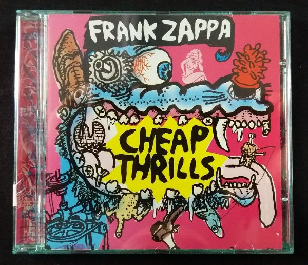 CD Frank Zappa - Cheap Thrills