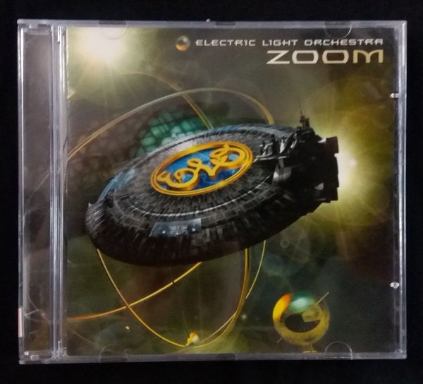 CD Electric Light Orchestra - Zoom