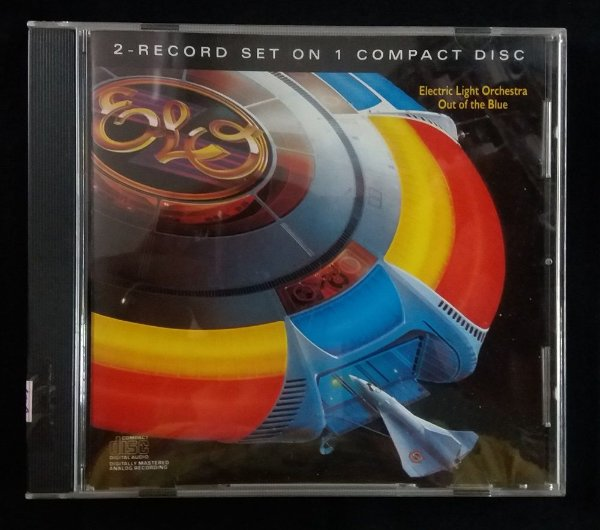 CD Electric Light Orchestra - Out of the Blue - Importado