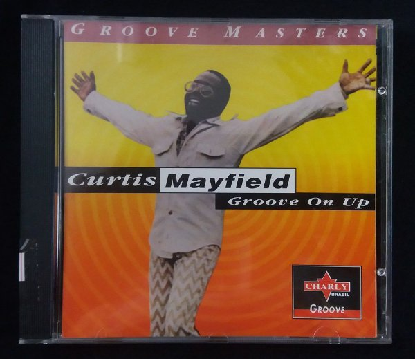 CD Curtis Mayfield - Groove on up