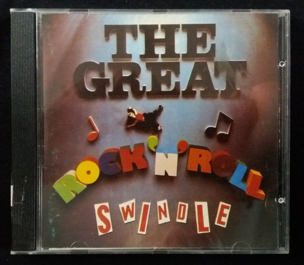 CD The Great - Rock and Roll Swindle (Sex Pistols)