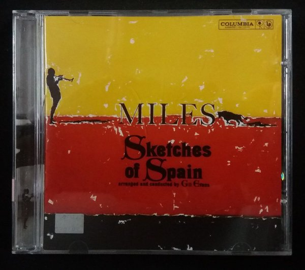 CD Miles Davis - Sketches of Spain