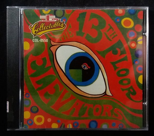 CD Thirteenth Floor Elevators - The Psychedelic Sounds of - Importado