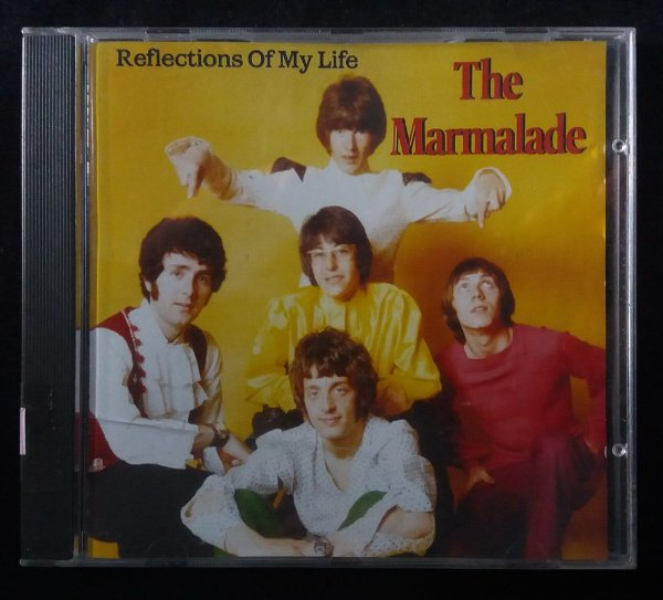 CD The Marmalade - Reflections of my life - Importado