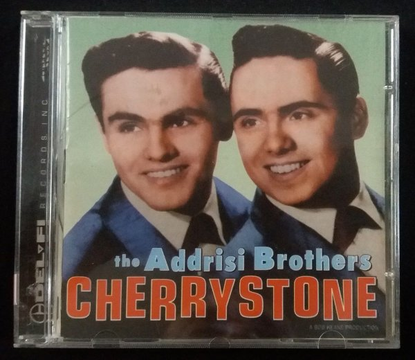 CD The Addrisi Brothers - Cherrystone