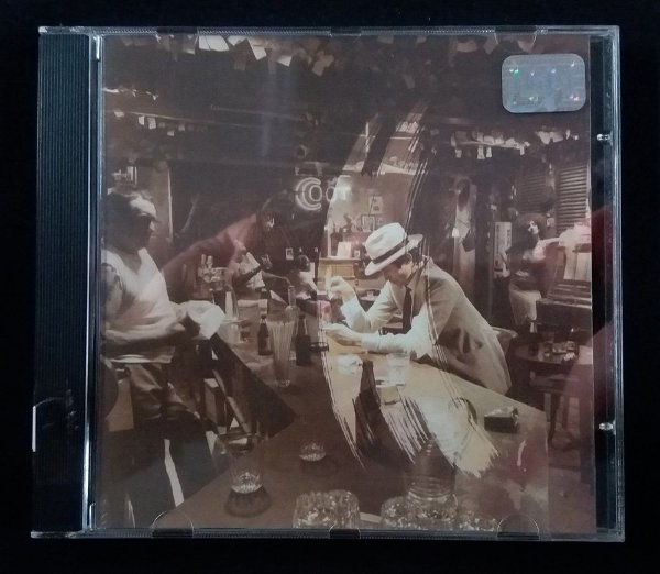CD Led Zeppelin - In Through the Out Door