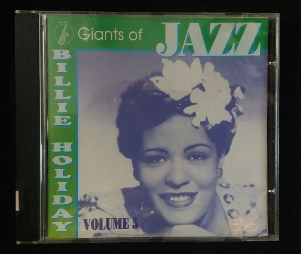 CD Giants of Jazz - Billie Holiday