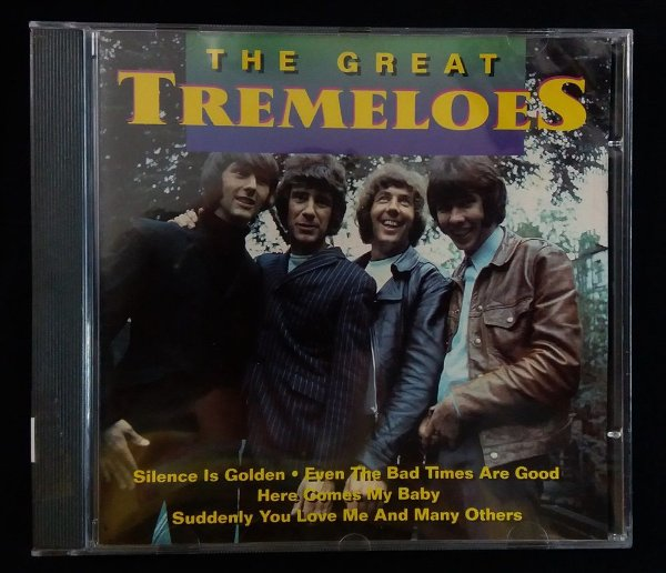 CD The Tremeloes - The Great Tremeloes - Importado