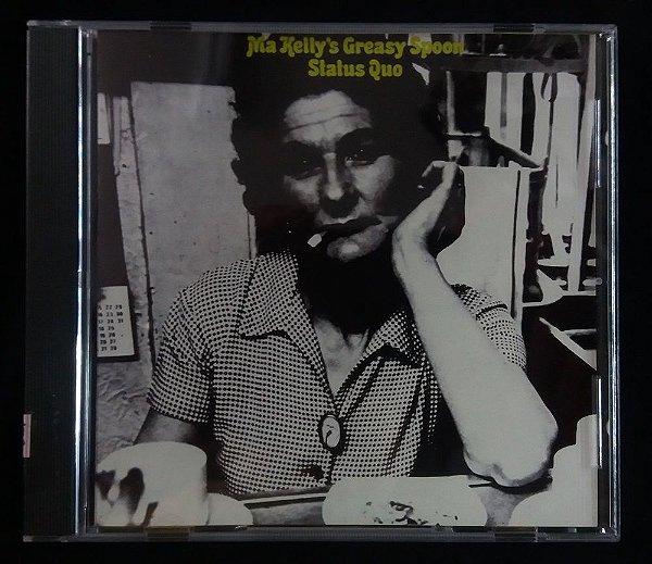 CD Status Quo - Ma Kelly's Greasy Spoon - Importado