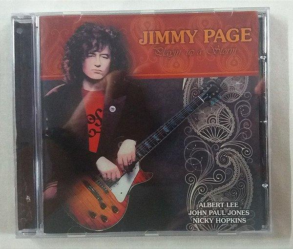 CD Jimmy Page - Playin' up a storm - Importado