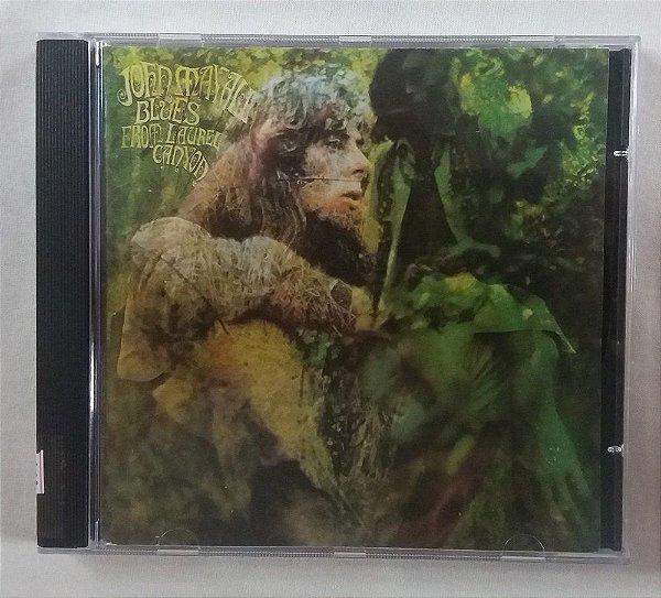 CD John Mayall - Blues from Laurel Canyon - Importado