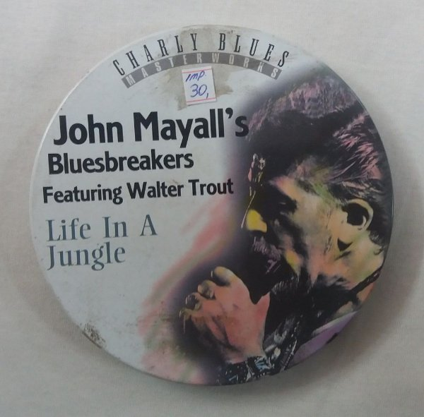 CD John Mayall's Bluesbreakers Feat Walter Trout - Life in a Jungle
