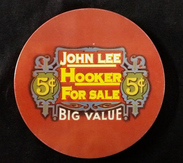 CD John Lee Hooker - For Sale - Big Value - Importado