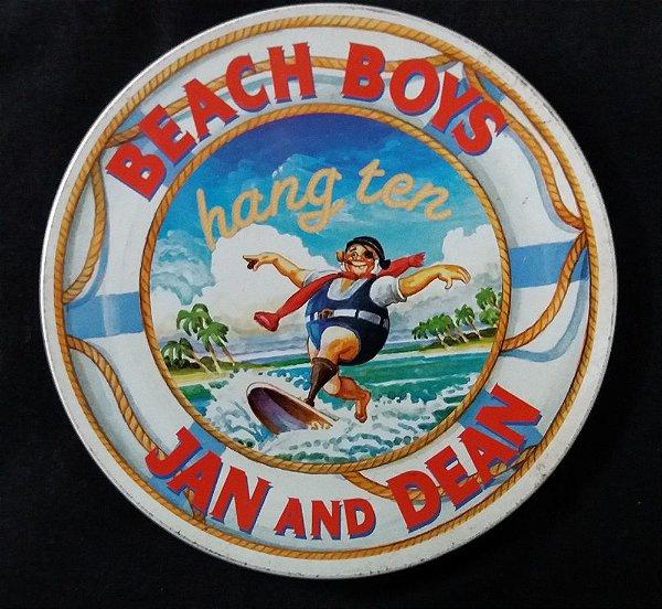 CD Beach Boys , Jan and Dean - Hang Ten - Importado