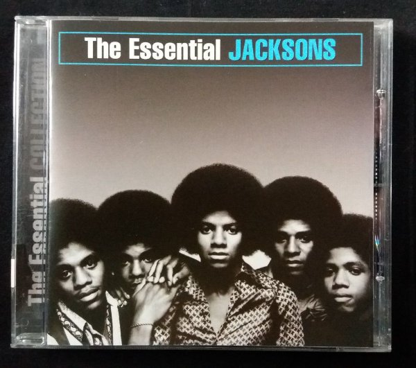 CD The Essential Jacksons