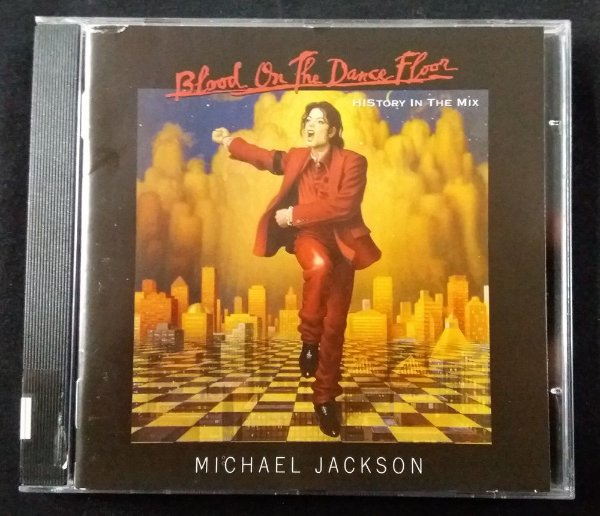 CD Michael Jackson - Blood on the Dance floor - History in the Mix