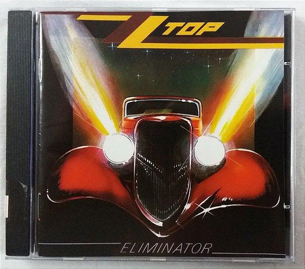 CD ZZ Top - Eliminator