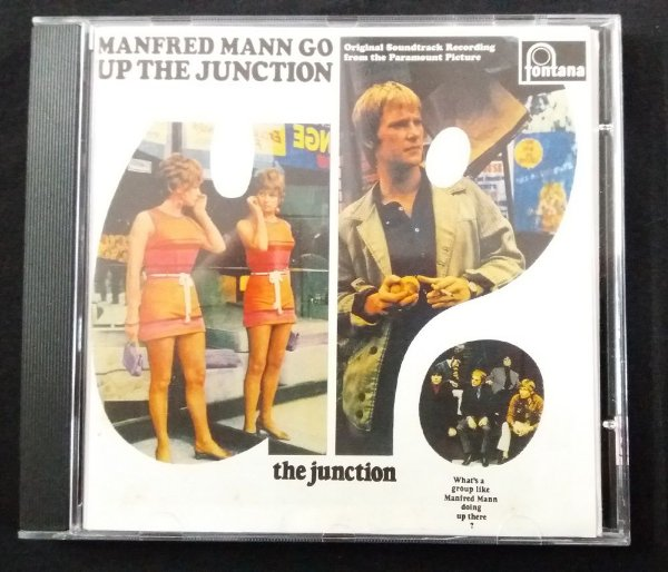 CD Manfred Mann - Fontana Years Vol. 3 - Go up the Junction - Importado