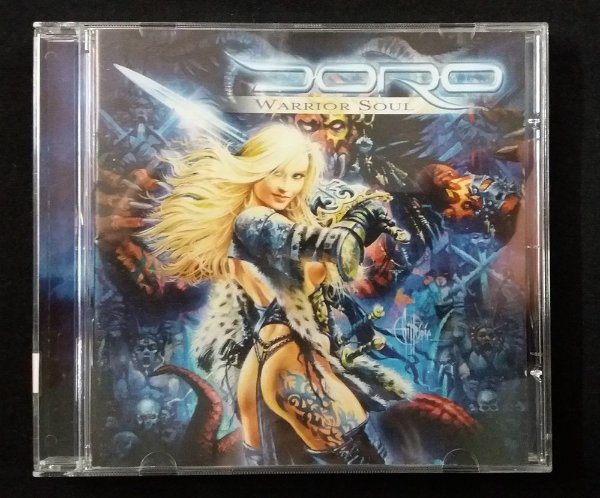 CD Doro - Warrior Soul