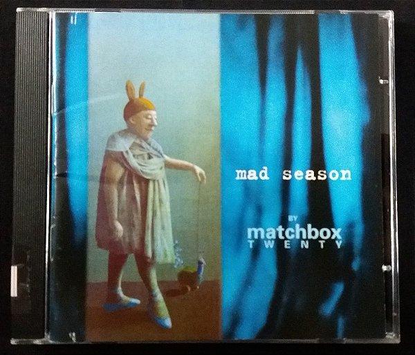 CD Mad Season - By Matchbox Twenty