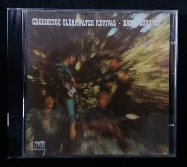 CD Creedence Clearwater Revival - Bayou Country