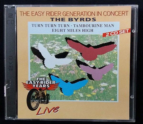 CD The Byrds - Turn Turn Turn - Duplo Importado