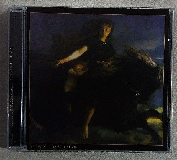 CD Burzum - Umskiptar