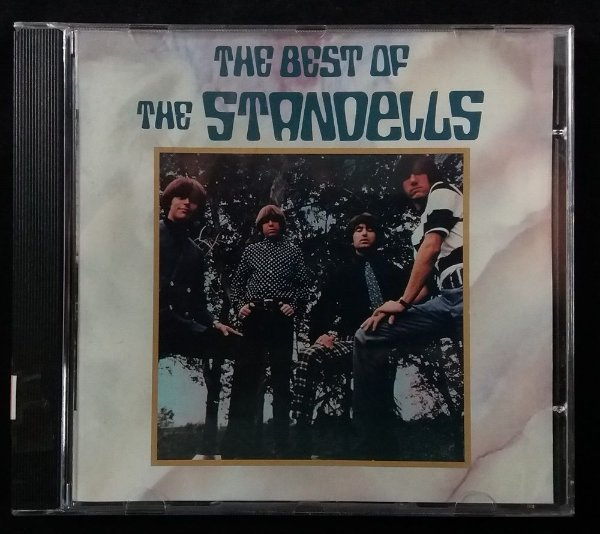 CD The Standells - The best of the Standells - Importado